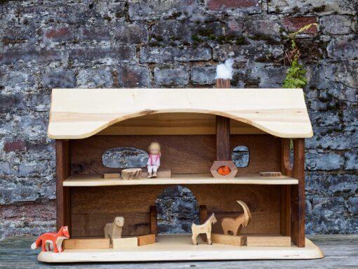 Puppenhaus | Daniél Pfaar Moebelbau